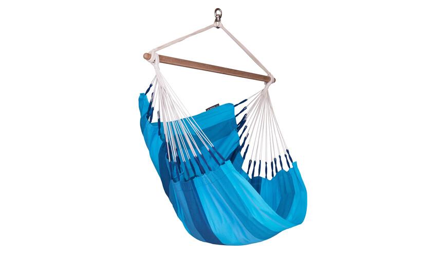 La Siesta Orquidea Hængekøje Basic blå